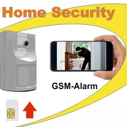 Uelfer Security GSM-Einbruchmeldesystem